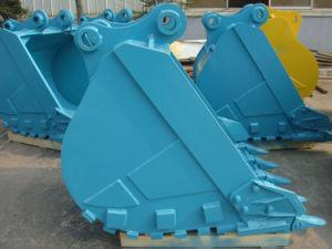 Kobelco Sk200 1.0cbm Excavator Hard Rock Bucket for Sale pictures & photos