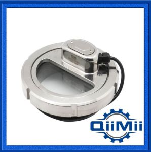 Sanitary Stainless Steel Sight Glass Tank Component pictures & photos