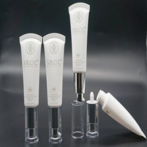 New Plastic Cosmetic Tube Closed End with Tail pictures & photos