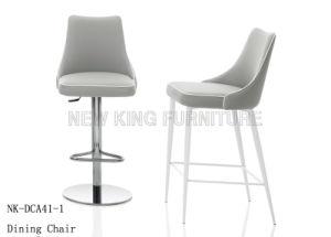 Modern Adjustable Steel Footrest Bar Chair Stools for Sale (NK-DCA041-1)