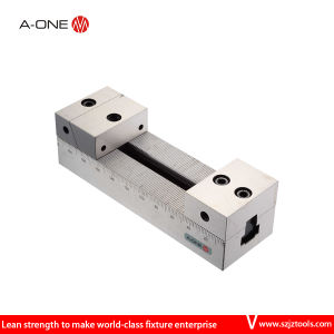 Stainless Steel Zero Point Positioning Bench Vise pictures & photos