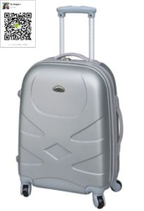 ABS Luggage with 4 360 Universal Wheel pictures & photos