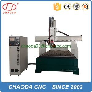 CNC Carving Machine 4D Engraver for Woodworking and Relief pictures & photos