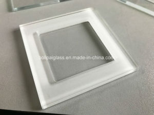 Export Custom Made Tempered Glass Switch Cover Plate pictures & photos