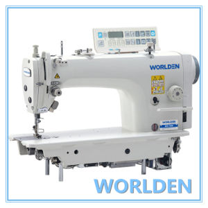 Wd-7200 -403 Direct Drive Lockstitch Machine with Auto-Trimmer pictures & photos
