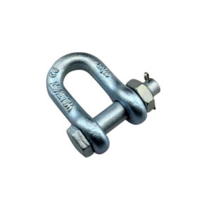 G2150 Us Type Bolt Chain Shackle pictures & photos
