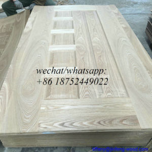 Ash Veneer Moulded Skin Door pictures & photos