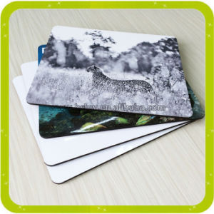 China Manufacturer Sublimation MDF Cork Placemats for Heat Transfer pictures & photos