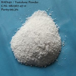 Sarm Testolone (RAD-140) Powder Selective Androgen Receptor Modulators pictures & photos