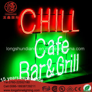 LED Neon Sign Light Decoration Outdoor Indoor Shop Sign pictures & photos