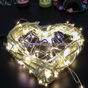 Starry String Lights RGB Color Led′s on a Flexible Copper Wire LED String Light pictures & photos