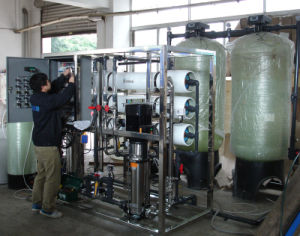 Industry Reverse Osmosis Water Filter System pictures & photos