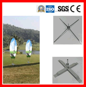 Flag Pole System for Indoor/Outdoor Advertising pictures & photos