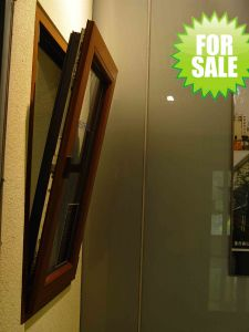 Powder Coating Glass Winodws Aluminium Frame pictures & photos