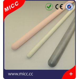 Micc High Quality Purity Alumina Ceramic Protection Tube pictures & photos