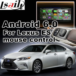Android 6.0 GPS Navigation System Video Interface for 2011-2017 Lexus Es etc pictures & photos