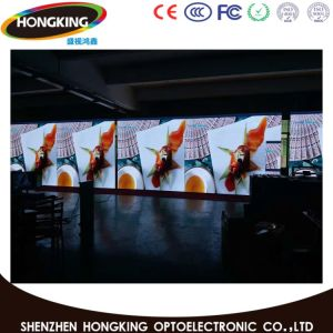 Indoor P5 Full Color SMD2121 Super Slim LED Advertising Display pictures & photos