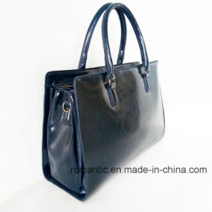 Trendy Brand Designer Lady PU Leather Briefcase (NMDK-060805) pictures & photos