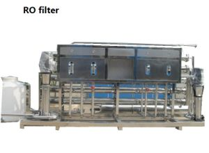 Water Filter Bottled RO Water Purifier Treatment System for Bottle Water Filing Line pictures & photos