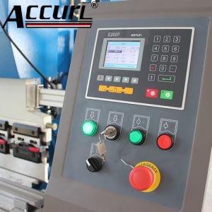 S. S. Steel Sheet Bending Machine Professional Manufacturer Mvd Hydraulic Press Brake Machine pictures & photos