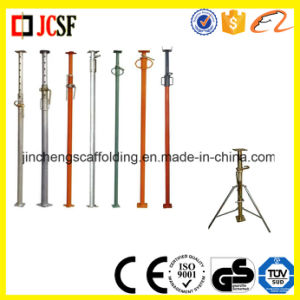Construction Formwork Adjustable Steel Scaffolding Shoring Heavy Duty/Light Duty Prop pictures & photos