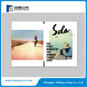 Perfect Binding Four Color Printing Catalogues pictures & photos