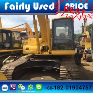 Good Quality Used Japan Komatsu PC220-6 Hydraulic Excavator (digger) pictures & photos