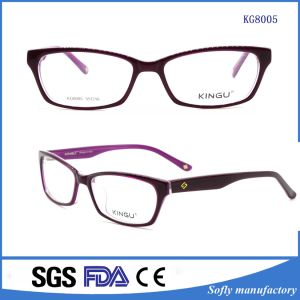 Stock New Models of Bright Color Glasses Frames 2016 Optical Glasses pictures & photos