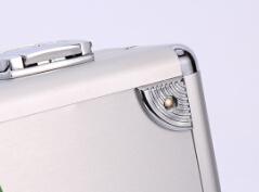 High-Grade Portable Attache Tool Case Aluminum Briefcase with Factory Price pictures & photos