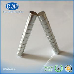 6*4mm Neodymium Iron Boron Magnet Used in Toy Parts pictures & photos