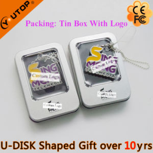 Custom Letter/Character Shaped USB Pendrive for Present (YT-1800) pictures & photos
