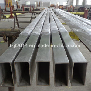 High Quality Seamless Square Pipe 316 Stainless Steel pictures & photos