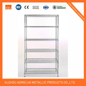 Hot Sale Metal Wire Shelf for  Kuwait pictures & photos
