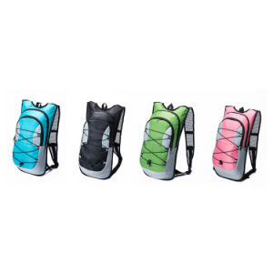 420d Polyester Cyclying Biking Water Bladder Backpack pictures & photos