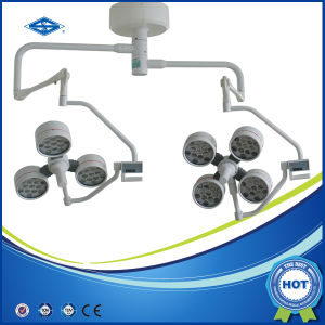 LED Mobile Surgical Light Medical Shadowless Lamp (YD02-LED4S) pictures & photos