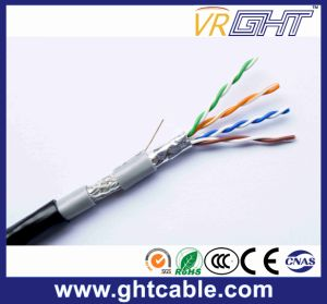 Ce SGS CCC ISO High Quality Cat5e Network Cable pictures & photos