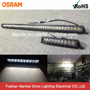Single Row LED Light Bar SUV/Truck/Offroad/Jeep/4X4 pictures & photos