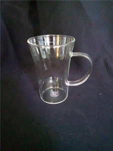 Water Dring Glass Cup Tea Cup pictures & photos