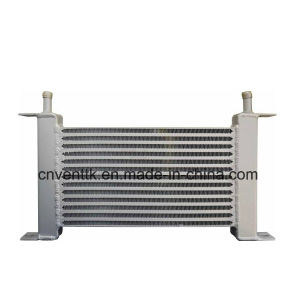 Auto Plate Fin Heat Exchanger Radiator Core pictures & photos