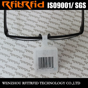 Hf Anti-Theft Sunglasses Disposable Security RFID Jewelry Tag for Authentication pictures & photos