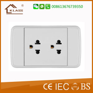 Argentina Colombia Peru Bolivia Brazil Bermuda USB Socket 1.1A pictures & photos
