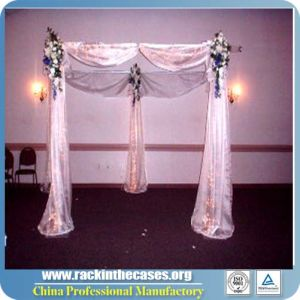 2017 Elegant Mobile Wedding Backdrop Pipe Drape Systems pictures & photos