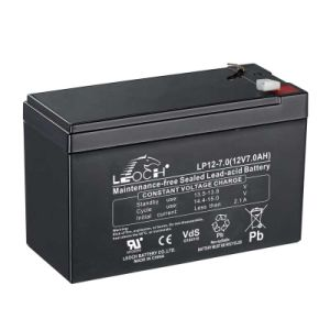 12V 7.0ah Rechargeable VRLA Deep Cycle Battery