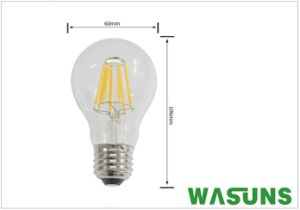 Good Quality and Good Price 6W LED Filament Bulb pictures & photos
