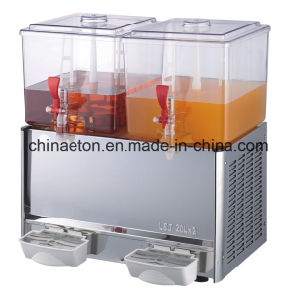Professional Manufacturer of Juice Dispenser Et-Lsj-20X2 pictures & photos
