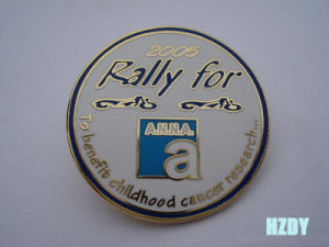 High Quality Circle Hospotal Staff Badge pictures & photos