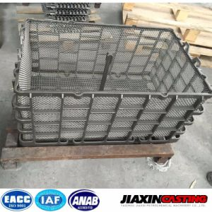 Lost Wax Casting Baskets for Heat Treatment Furnace pictures & photos