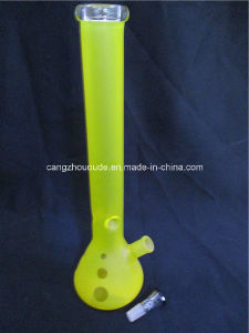 Wholesale All Glass Smoking Pipe pictures & photos