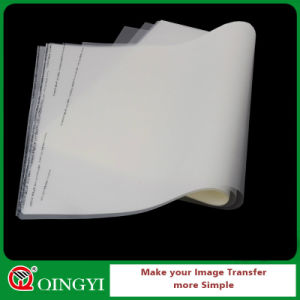 Qingyi Screen Printing Release Film for Label Printing pictures & photos