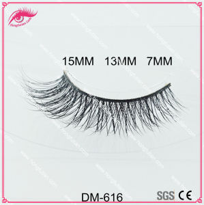 Manufacturer Mink Fur Eyelashes 3D Natural Eyelashes with Wholesale pictures & photos